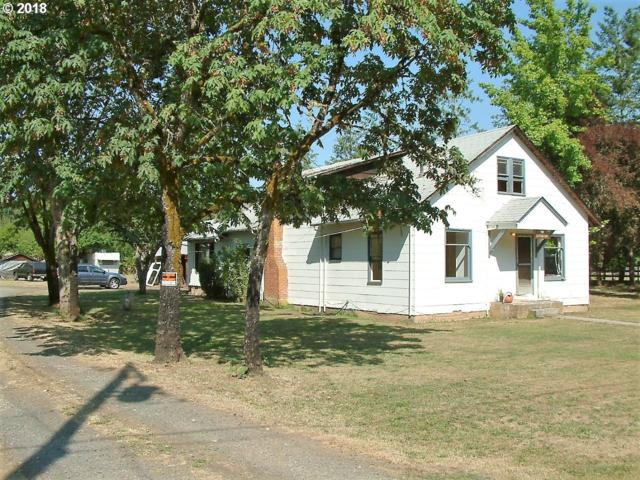 84824 Cloverdale Rd, Creswell, OR 97426 (MLS #18385787) :: Team Zebrowski