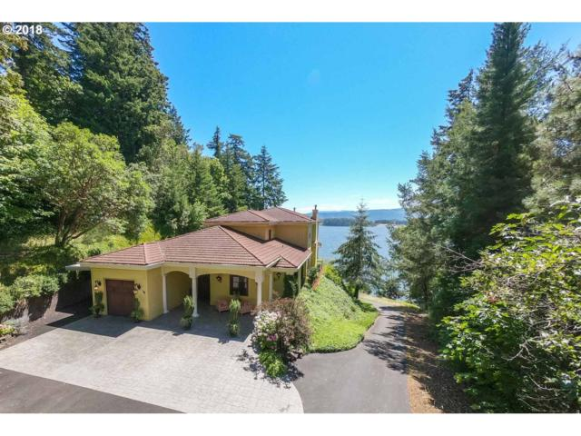 48 Little Cape Horn Rd, Cathlamet, WA 98612 (MLS #18385838) :: The Dale Chumbley Group