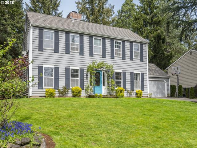 75 Touchstone, Lake Oswego, OR 97035 (MLS #18386319) :: Next Home Realty Connection
