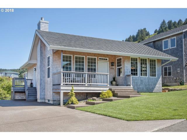 1905 NE 68TH St, Lincoln City, OR 97367 (MLS #18386823) :: Hatch Homes Group