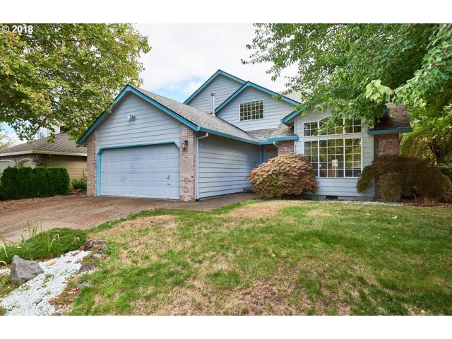 4152 NW 176TH Ave, Portland, OR 97229 (MLS #18387411) :: Song Real Estate
