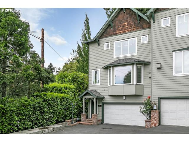 100 SW Hamilton St, Portland, OR 97239 (MLS #18387413) :: Next Home Realty Connection
