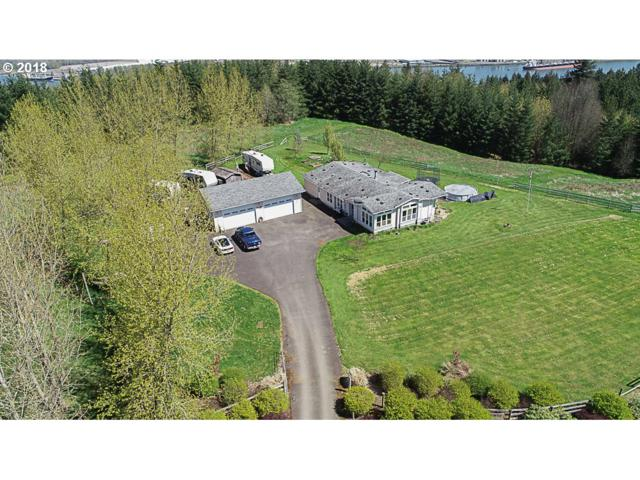 71176 Terry Rd, Rainier, OR 97048 (MLS #18391071) :: The Dale Chumbley Group