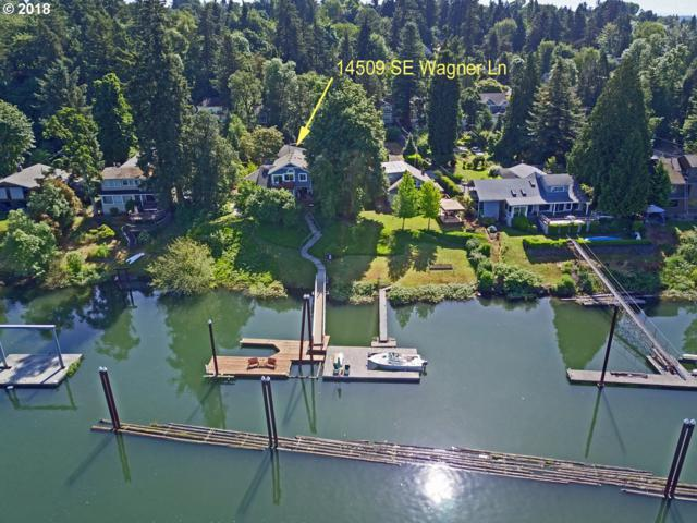 14509 SE Wagner Ln, Milwaukie, OR 97267 (MLS #18391379) :: McKillion Real Estate Group