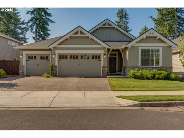 9513 NE 7TH St, Vancouver, WA 98664 (MLS #18391843) :: Fox Real Estate Group