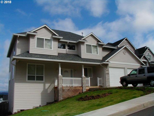 2529 NW 35TH Cir, Camas, WA 98607 (MLS #18392324) :: The Sadle Home Selling Team