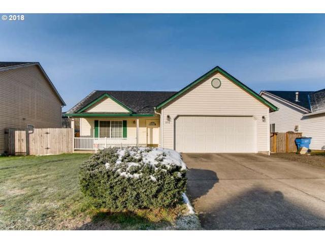 1814 SE 187TH Pl, Vancouver, WA 98683 (MLS #18392328) :: Matin Real Estate