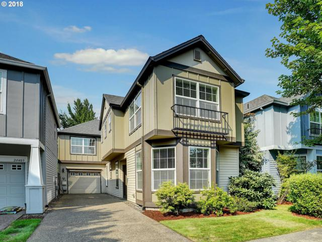 20485 SW Annadel St, Beaverton, OR 97078 (MLS #18392567) :: Next Home Realty Connection