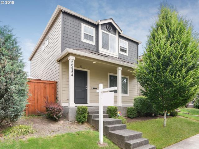 20954 SW Edgemont St, Beaverton, OR 97003 (MLS #18392877) :: Hillshire Realty Group