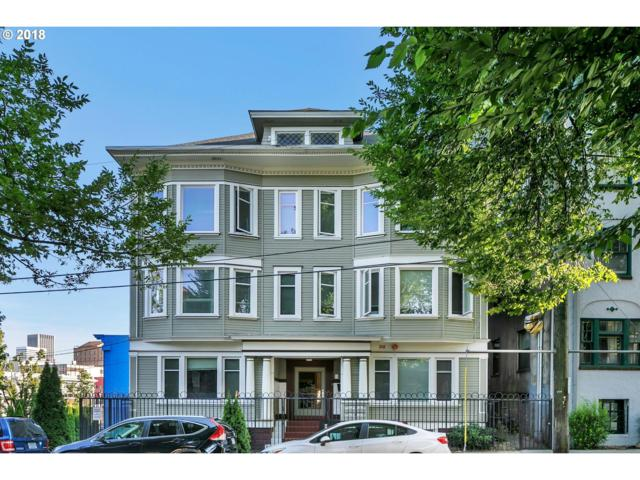 1714 NW Couch St #14, Portland, OR 97209 (MLS #18394189) :: Next Home Realty Connection