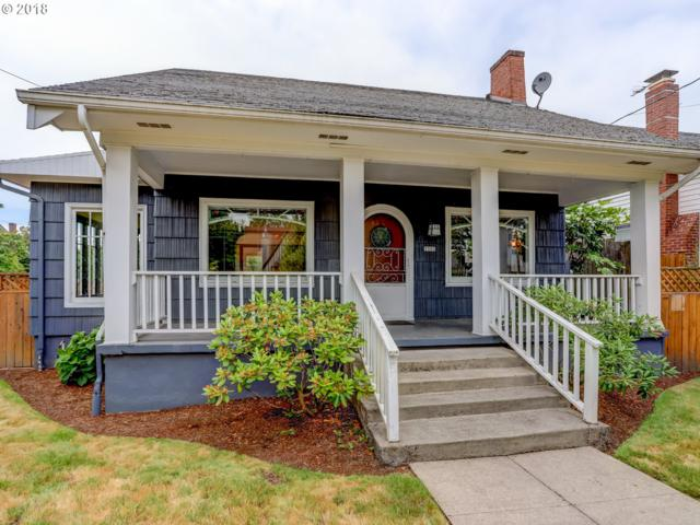 3305 NE 63RD Ave, Portland, OR 97213 (MLS #18395099) :: Team Zebrowski