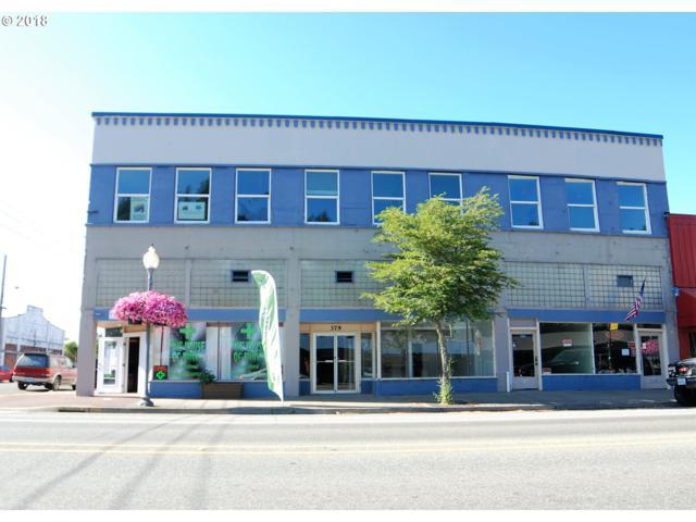 249 N 4TH St, Reedsport, OR 97467 (MLS #18395226) :: Stellar Realty Northwest