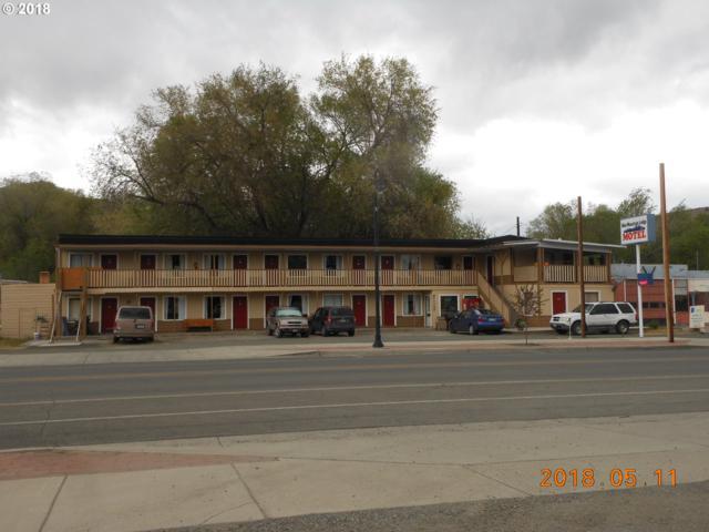 150 W Main, Mount Vernon, OR 97865 (MLS #18395492) :: Portland Lifestyle Team