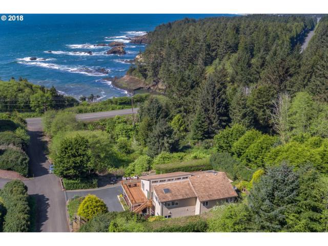 75 Boiler Bay St, Depoe Bay, OR 97341 (MLS #18395735) :: Townsend Jarvis Group Real Estate