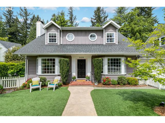 6408 SW Burlingame Pl, Portland, OR 97239 (MLS #18396285) :: Townsend Jarvis Group Real Estate