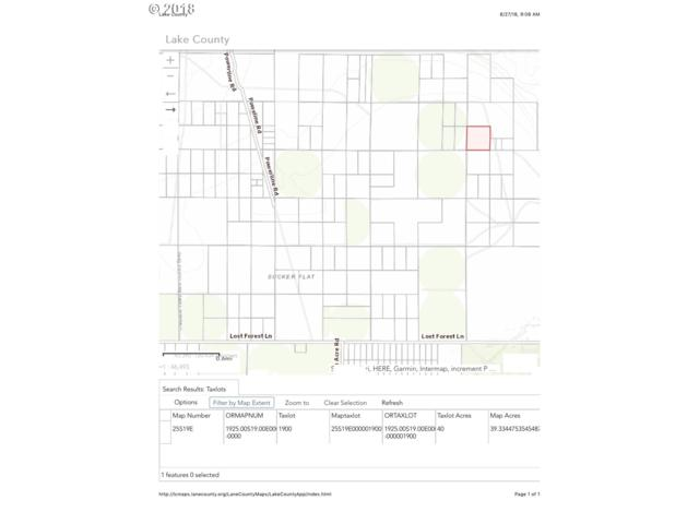 0 Powerline, Christmas Valley, OR 97641 (MLS #18396992) :: Hatch Homes Group