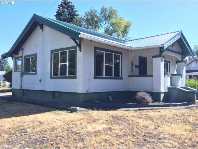 307 4TH St, La Grande, OR 97850 (MLS #18397210) :: The Sadle Home Selling Team