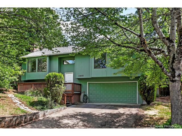 13450 SW Tulip Ct, Beaverton, OR 97008 (MLS #18397272) :: McKillion Real Estate Group