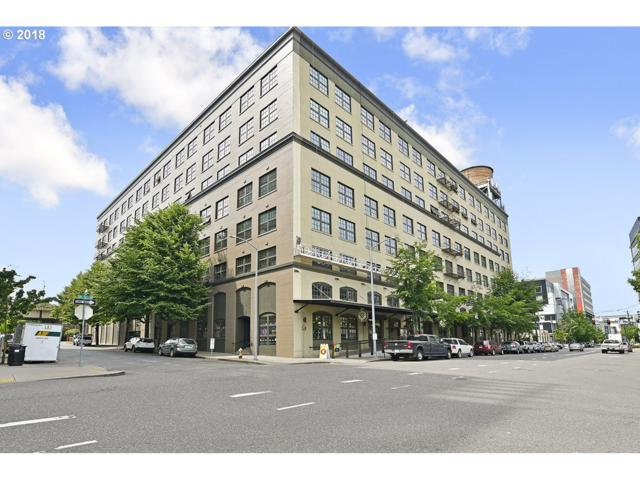 1420 NW Lovejoy St #702, Portland, OR 97209 (MLS #18397536) :: Change Realty