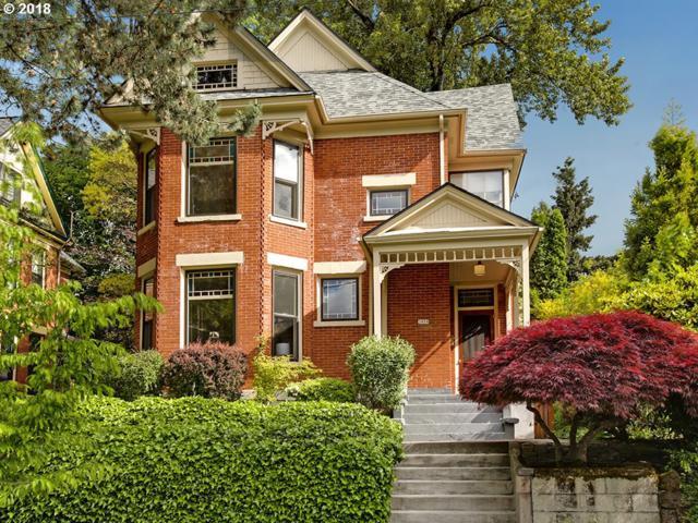 3959 SE Taggart St, Portland, OR 97202 (MLS #18397877) :: McKillion Real Estate Group