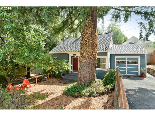 110 SW Nevada St, Portland, OR 97219 (MLS #18397889) :: The Dale Chumbley Group