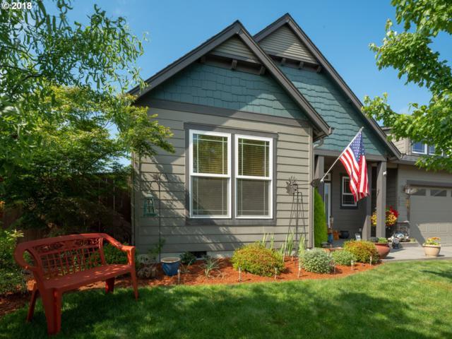 322 Lolo Trail Ave, Woodland, WA 98674 (MLS #18398363) :: R&R Properties of Eugene LLC