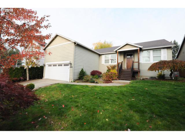 4309 NE 47TH Ave, Vancouver, WA 98661 (MLS #18398517) :: The Sadle Home Selling Team