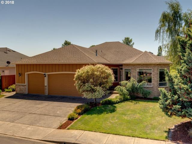 606 E 17TH Cir, La Center, WA 98629 (MLS #18399676) :: The Dale Chumbley Group