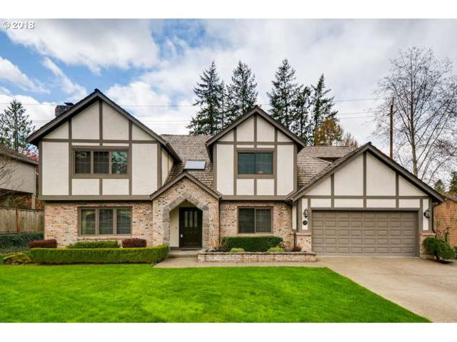6345 SW Dolph Dr, Portland, OR 97219 (MLS #18399855) :: Hatch Homes Group