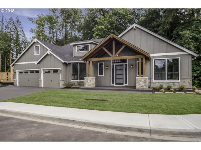 2301 NE 169TH Cir, Ridgefield, WA 98642 (MLS #18400290) :: Portland Lifestyle Team