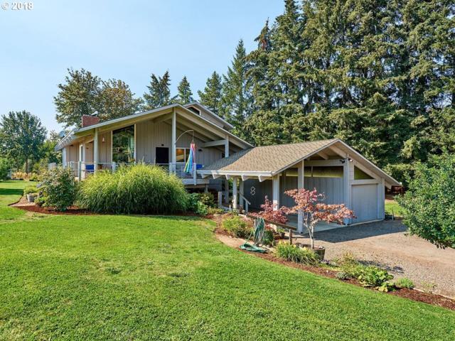 14850 NE Lawnview Cir, Aurora, OR 97002 (MLS #18400962) :: Hatch Homes Group