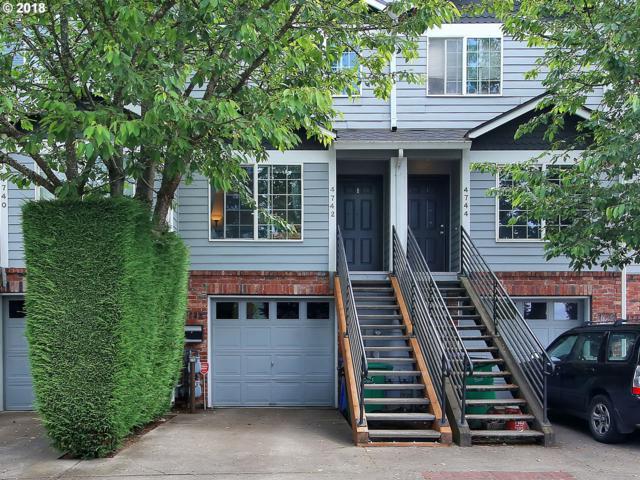 4742 SE Milwaukie Ave, Portland, OR 97202 (MLS #18401788) :: Portland Lifestyle Team