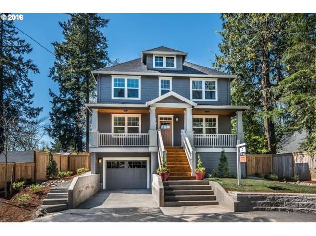 7431 SW 51ST Ave, Portland, OR 97219 (MLS #18401811) :: Beltran Properties powered by eXp Realty