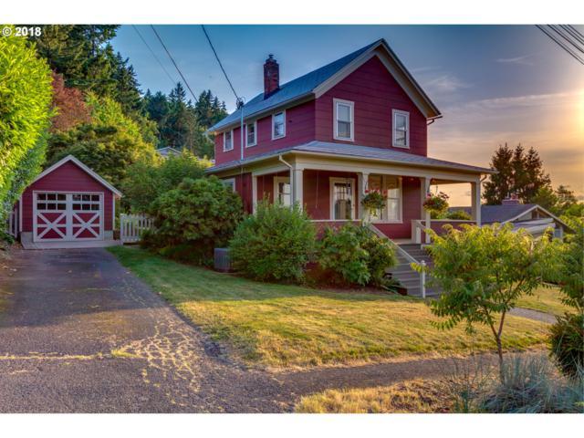 1120 4TH St, Oregon City, OR 97045 (MLS #18401916) :: Portland Lifestyle Team