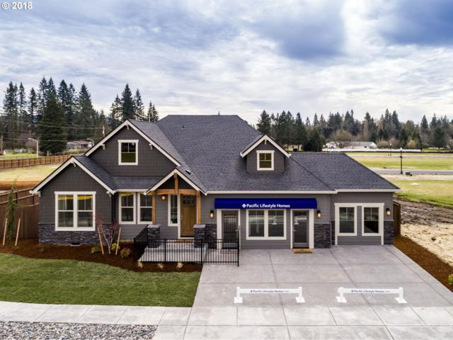 903 NE 27TH St, Battle Ground, WA 98604 (MLS #18402417) :: Next Home Realty Connection