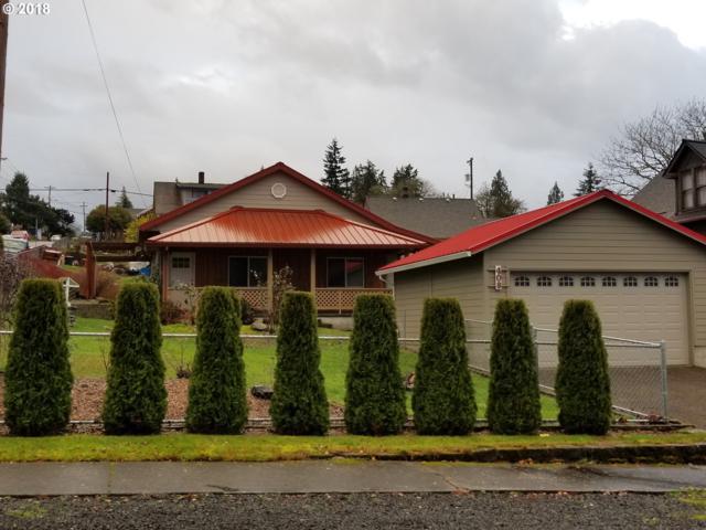 408 E 4th Street St, Rainier, OR 97048 (MLS #18402826) :: Premiere Property Group LLC