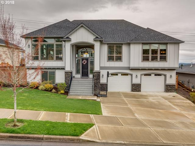 14442 SE Faris St, Happy Valley, OR 97086 (MLS #18402827) :: Cano Real Estate