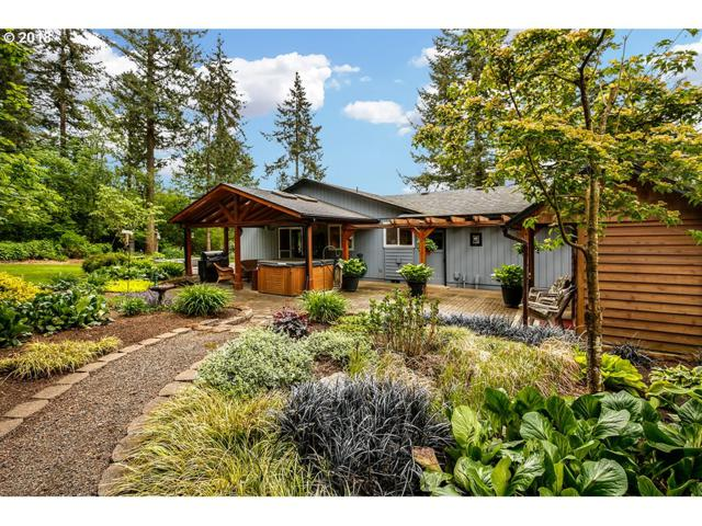 10407 NE 207TH Ave, Brush Prairie, WA 98606 (MLS #18403788) :: The Dale Chumbley Group