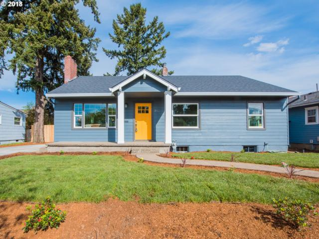912 NE 68TH Ave, Portland, OR 97213 (MLS #18403936) :: Song Real Estate