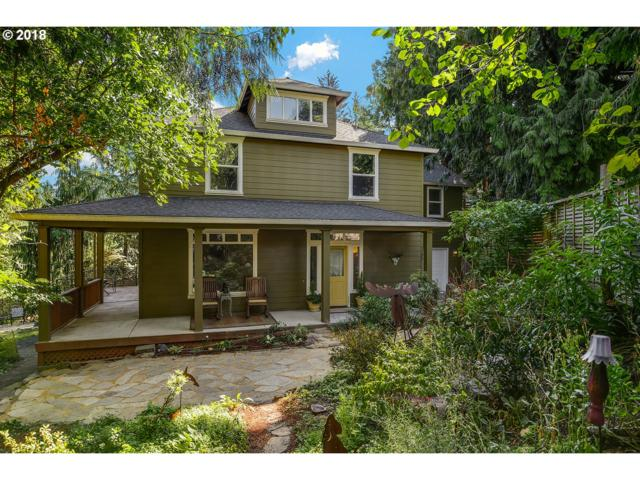 5758 SW 39TH Ave, Portland, OR 97221 (MLS #18404106) :: Hatch Homes Group