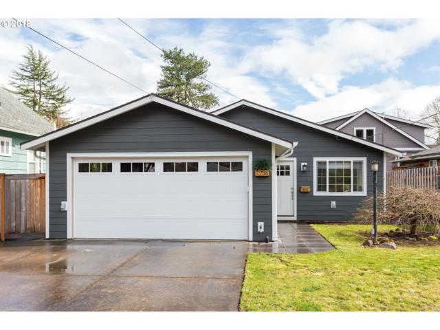 7736 SE 15TH Ave, Portland, OR 97202 (MLS #18404366) :: Hatch Homes Group