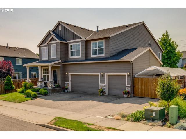 2061 N Laurelwood St, Canby, OR 97013 (MLS #18404422) :: Next Home Realty Connection