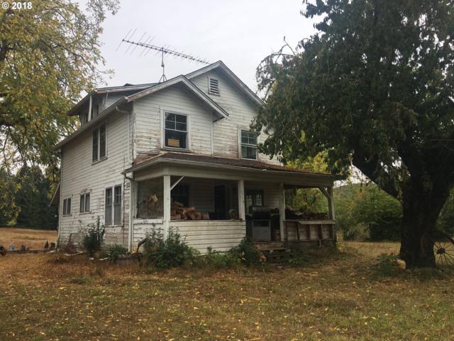 25568 Wolf Creek Rd, Veneta, OR 97487 (MLS #18404538) :: Team Zebrowski