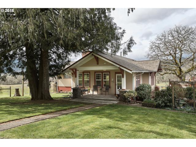 22645 NW Mount Richmond Rd, Yamhill, OR 97148 (MLS #18405313) :: TLK Group Properties
