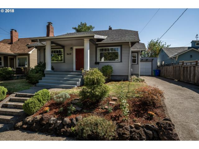 3602 NE 75TH Ave, Portland, OR 97213 (MLS #18405418) :: Next Home Realty Connection