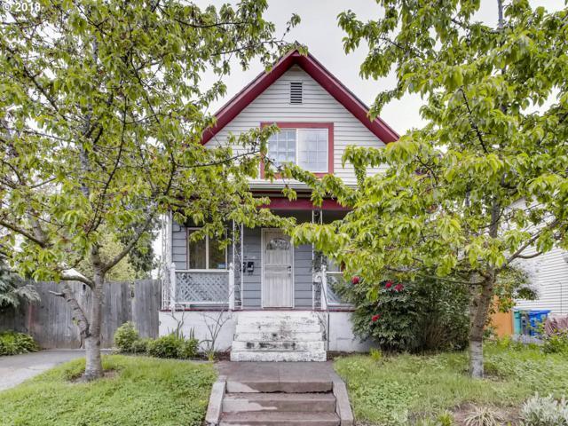 1023 N Jarrett St, Portland, OR 97217 (MLS #18405432) :: Hatch Homes Group