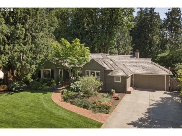 8770 SW Birchwood Rd, Portland, OR 97225 (MLS #18405533) :: R&R Properties of Eugene LLC