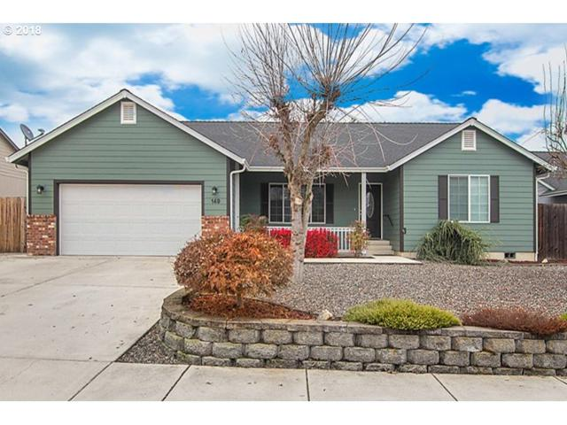 149 NW Woodduck St, Winston, OR 97496 (MLS #18405740) :: Townsend Jarvis Group Real Estate