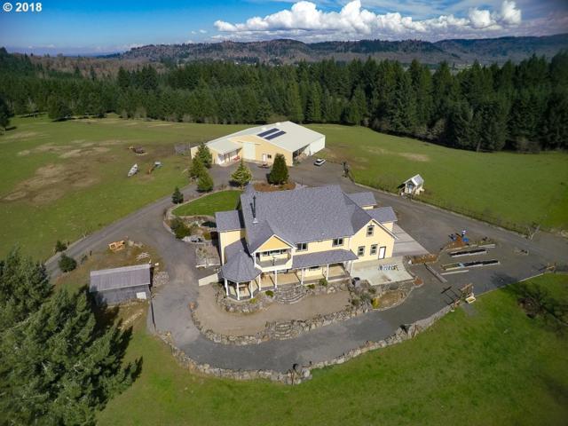 38637 Hungry Hill Dr, Scio, OR 97374 (MLS #18405812) :: Beltran Properties at Keller Williams Portland Premiere