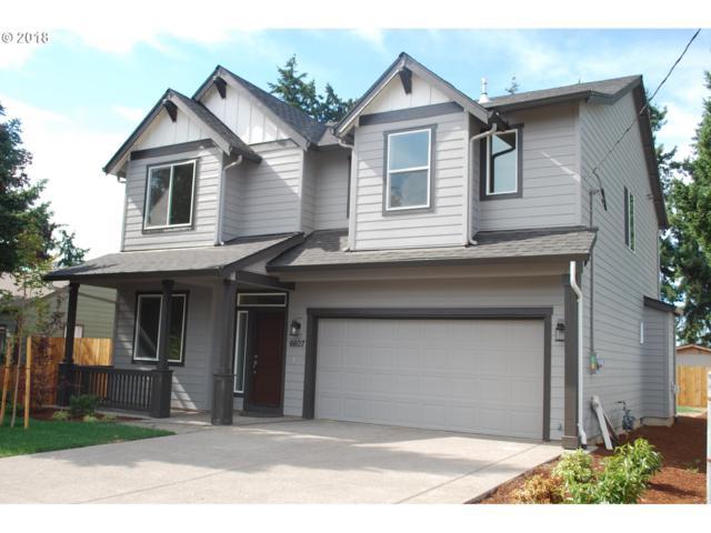 6607 SE Jordan St, Milwaukie, OR 97222 (MLS #18406186) :: Fox Real Estate Group